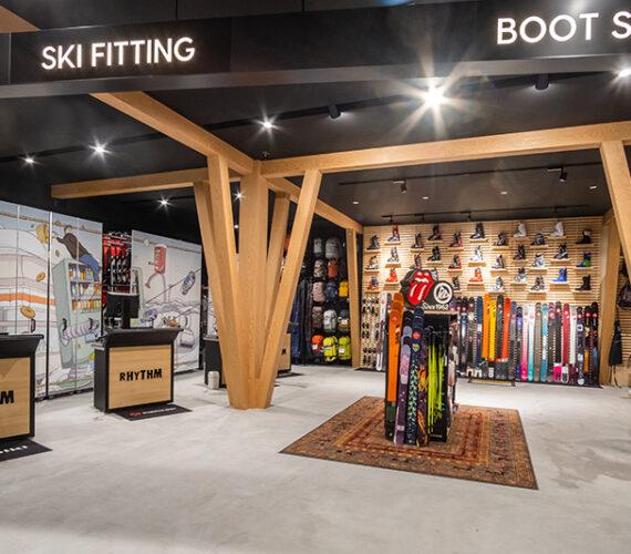 Ski & Snowboard Equipment Rental
