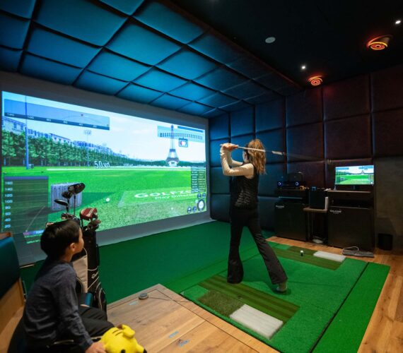 H2 Life Golf Simulator